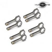 Buy cheap Audi 20V S2 S4 RS2 forged 4340 steel H beam connecting rods,155mm rod length from wholesalers