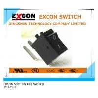 Buy cheap SS01 MINI ROCKER SWITCH 14MM LEGNTH 9MM WIDTH from wholesalers