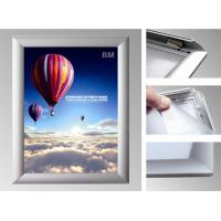 Buy cheap 25mm snap frame (sharp corner) from wholesalers