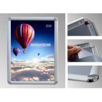 Buy cheap 25mm snap frame (round corner) from wholesalers