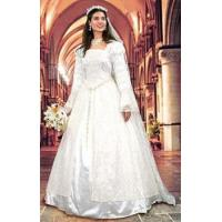 China Wedding Gown & Veil wholesale