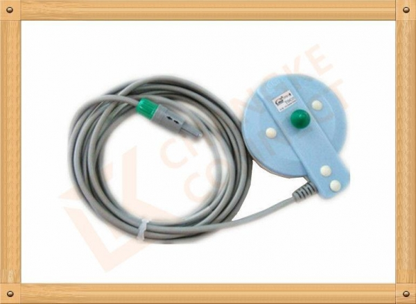 Quality TOCO Fetal Monitor Transducer For Goldway UT3000A Fetal Monitor Toco Probe for sale