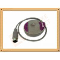 China Blue Fetal Monitor Transducer For Goldway UT3000A Fetal Monitor Toco Probe wholesale