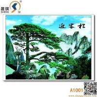 Buy cheap 3D printing 3D Landscape Pictures of Welcoming Pine, A1001 from wholesalers
