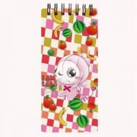 China 3D Stationery 3D Design Notebook Cover wholesale