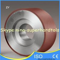 China Resin bond diamond and cbn tools cylindrical grinding wheels wholesale