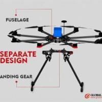 China Remote control hexacopter 4 rotor drones with camera FPV drones for professio on sale