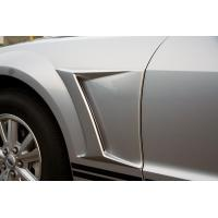 China 2005-2009 Mustang Xenon Front Fender Scoops (Pair) on sale