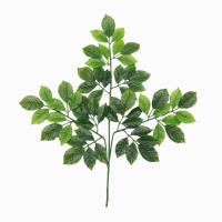 Buy cheap YSL0131A 3 branches of banyan leaves with real touch from wholesalers