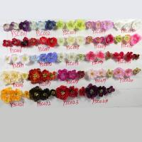 China YSH Flower head color swatch wholesale
