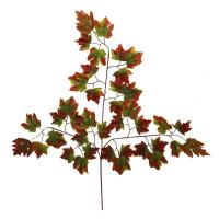 Buy cheap YSL0175A 3 branches of maple leaves from wholesalers