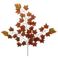 Buy cheap YSL0175B 3 branches of maple leaves from wholesalers