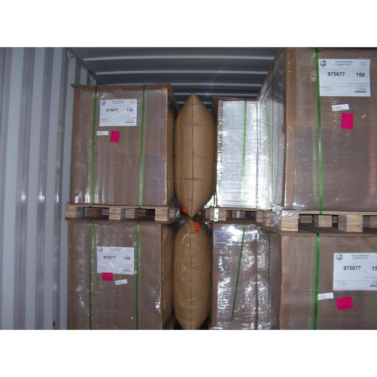 Buy cheap Paper dunnage air bag from wholesalers