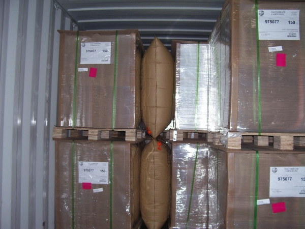 Quality Paper dunnage air bag for sale