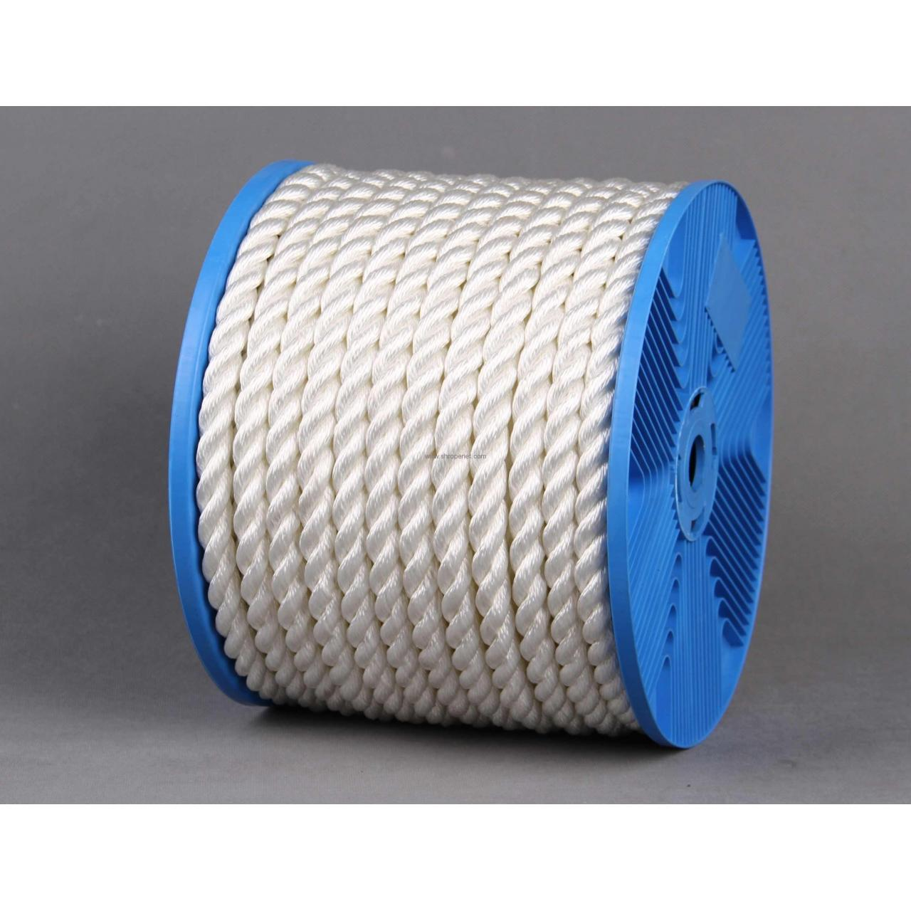 Buy cheap Nylon 3 strand Twisted Dock Line from wholesalers