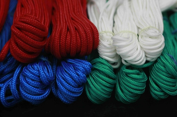 Quality PP multifilament braided building line for sale