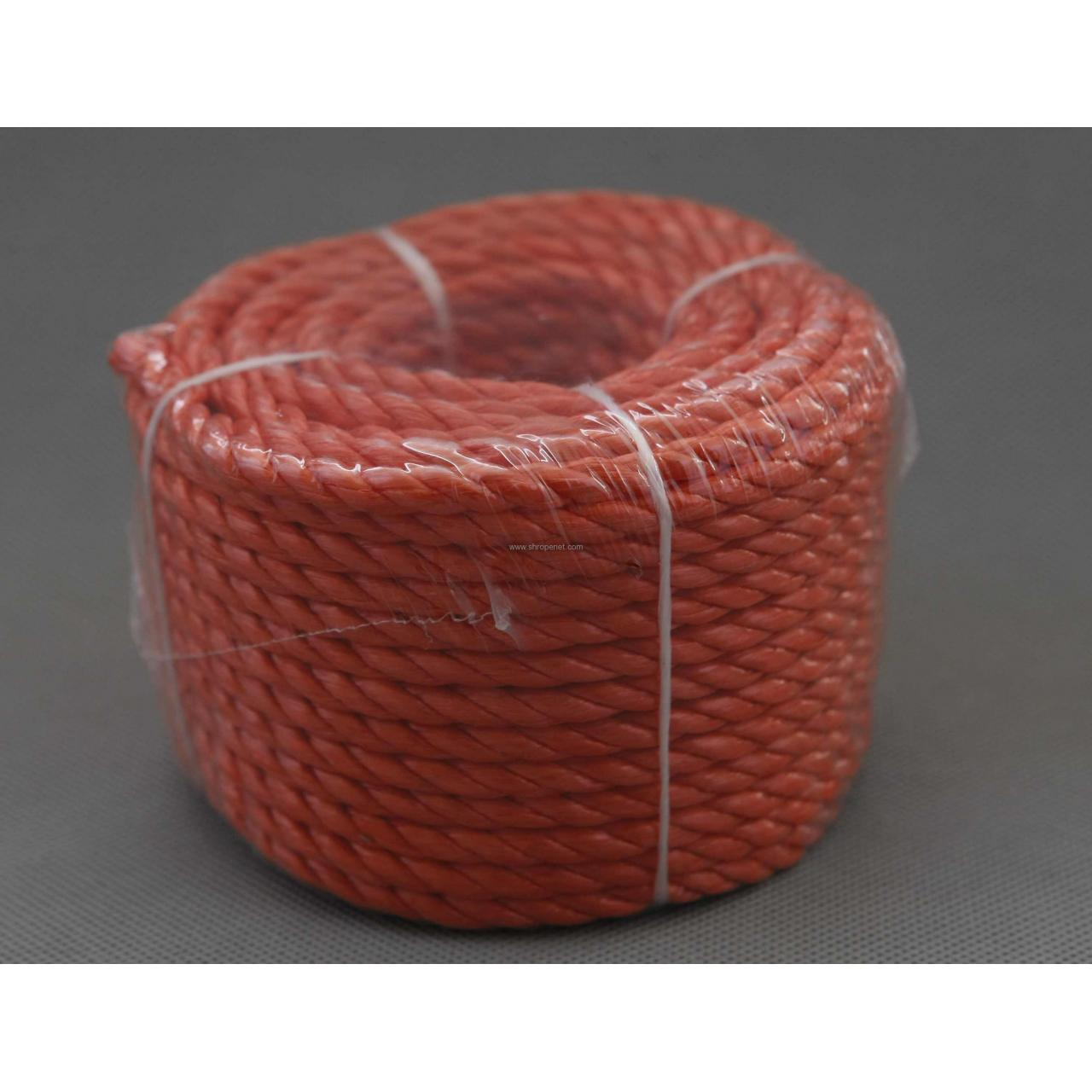 Buy cheap PP Split Film 3-strand Twisted rope from wholesalers