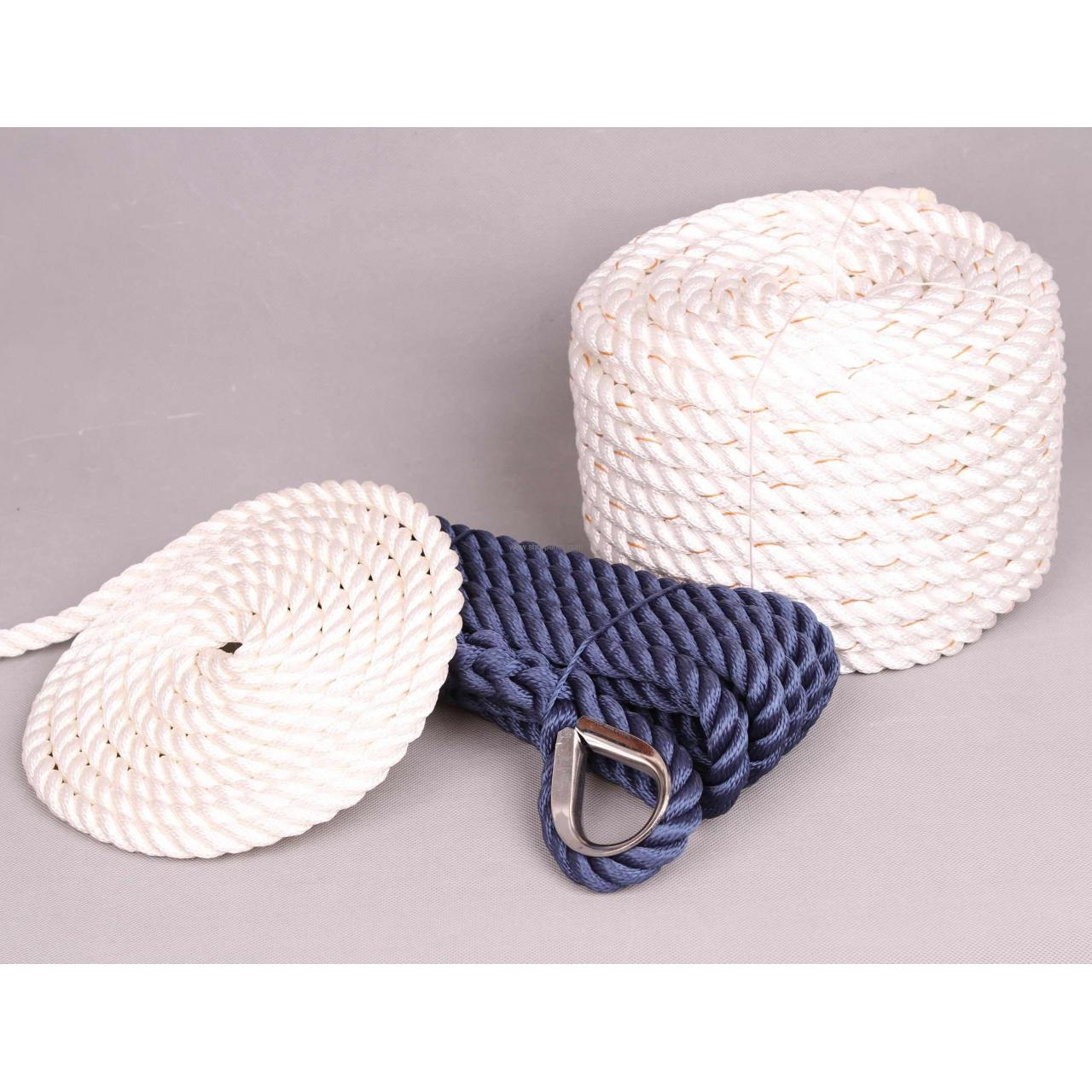 Buy cheap Polyester 3-strand Twisted Rope from wholesalers