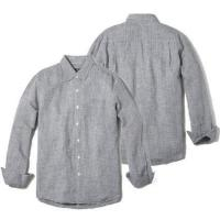 Buy cheap Apparel Button Down Linen Shirt from wholesalers