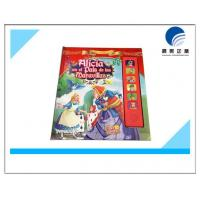 China Music box with color story book for children wholesale