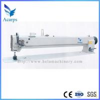 Buy cheap LONG ARM ONE TWO NEEDLE COMPAOND FEED LOCKSTITCH SEWING MACHINE from wholesalers