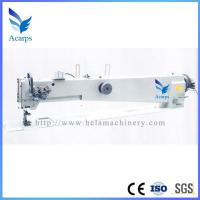 Buy cheap LONG ARM THREE NEEDLE COMPOUND FEED LOCKSTITCH SEWING MACHINE from wholesalers