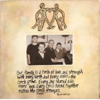 Buy cheap Rhonda Kullberg Wall Plaque, Picture Frame - Our Family Is... from wholesalers