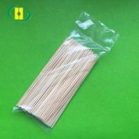 China Eco-Friendly BBQ Bamboo Skewer 2.5mmx15cm wholesale