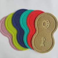Buy cheap Pet products phthalate free pet feeding mat cat food mat pet feed placemat from wholesalers