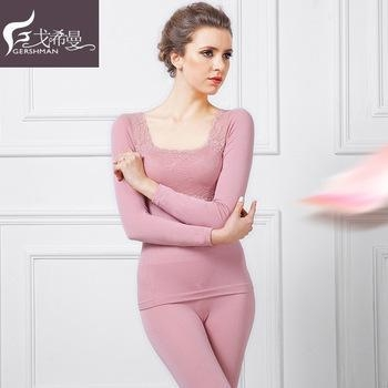Quality Gershman 2017 Lace Front slimming seamless women fitness Long sleeve cami shaper for sale
