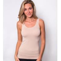 Buy cheap OEM Exercise Wide Strap Sleeveless Long Cami Control Slip For Lady from wholesalers