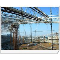 China Steel structure with steel pip wholesale
