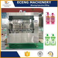 Buy cheap Automatic Liquid Detergent/soap Bottle Filling Machine from wholesalers