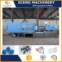 Buy cheap Automatic 5 Gallon 20 Liter Plastic Water Bottle Cap Injection Moulding Making Machine from wholesalers