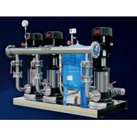 Buy cheap Constant pressure water supply equipment from wholesalers