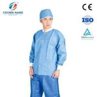Buy cheap SMS Jacket with Knit Collar and Cuffs from wholesalers