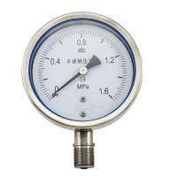 Buy cheap Stainless Steel Pressure Gauge from wholesalers