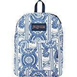 Buy cheap JanSport SuperBreak Backpack (White Swedish Lace) from wholesalers