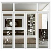 Buy cheap Aluminum doors The royal series flat open - China from wholesalers