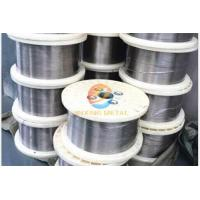 Buy cheap Titanium 3D Printing Wire from wholesalers