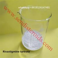 China Rivastigmine Hydrogen Tartrate Powder Nootropics CAS 129101-54-8 for Alzheimer wholesale