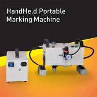 Buy cheap HS-PM01Pneumatic HandHeld Dot Peen Marker,Portable Marking Machine from wholesalers