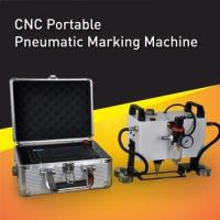 Buy cheap HS-PC02 CNC HandHeld Engraving Machine,Portable dot pin engraver from wholesalers