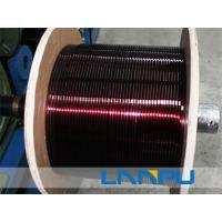 Buy cheap Enameled Flat Copper Wire from wholesalers