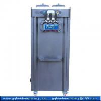 Buy cheap ice cream machine 20L ice cream machine with overnight and airpump GQ-ICM-20CPA from wholesalers