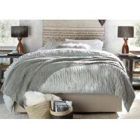 Buy cheap Camille Ruched Solid Modern Bedding Sets Soft 4 Pcs With Different Size from wholesalers