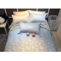 Buy cheap Embroidered Modern Bedding Sets 4Pcs Logo Customized With Different Size from wholesalers