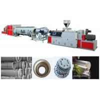 Buy cheap UPVC PVC PVC-C PIPE EXTRUSION LINE. from wholesalers