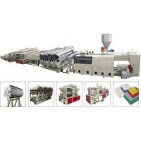 Buy cheap WPC Sheet/Board Production Line from wholesalers