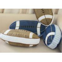 China 100% Cotton Personalized Fashion Gifts Embroidered Patchwork American Football wholesale